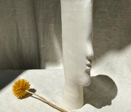 ceramique sculpture labr. LABR Paris première maison de fleur de thé
