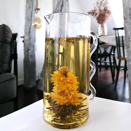 carafe fleur the labr. LABR Paris première maison de fleur de thé