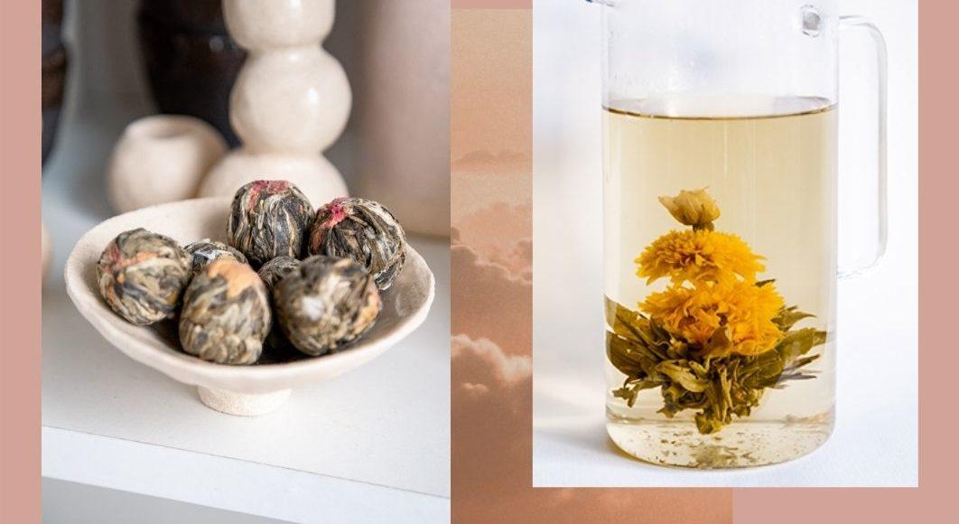 Comment bien infuser la fleur de thé