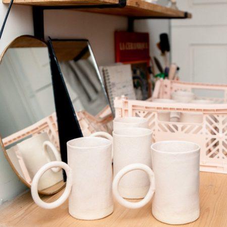 mug ceramique labr fleur de thé 5. LABR Paris première maison de fleur de thé