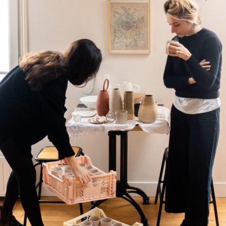 mug ceramique labr fleur de thé 9. LABR Paris première maison de fleur de thé