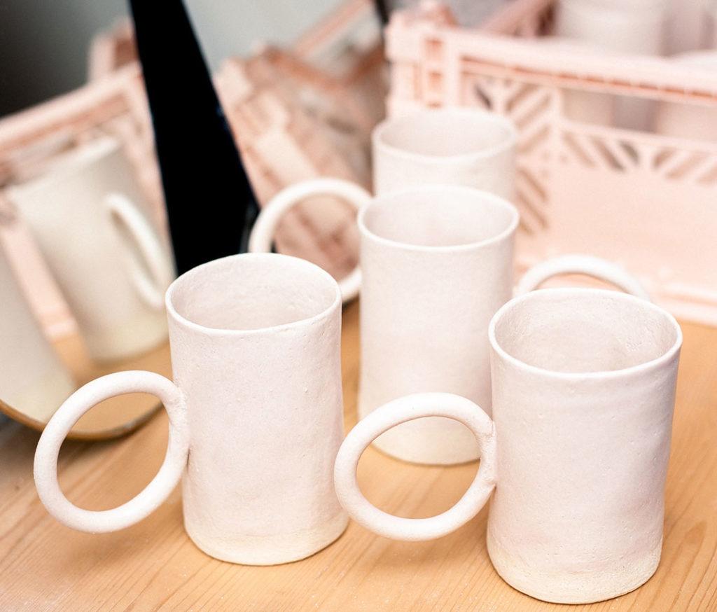 Collection de mug en céramique LABR