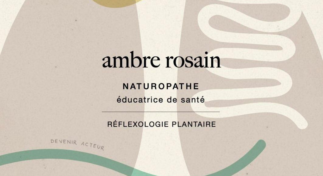 Labr paris et ambre rosain naturopathe