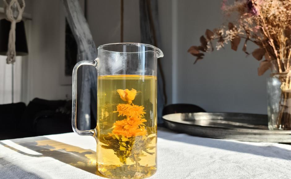 Labr Paris fleur de thé au jasmin