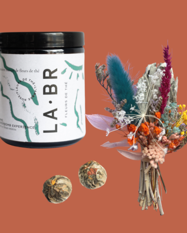 Smudge Floral sur labr paris