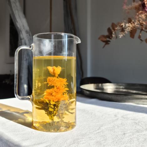 Fleur de thé au jasmin