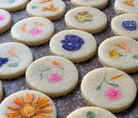 biscuits floraux labr paris. LABR Paris première maison de fleur de thé