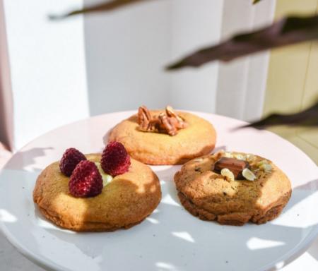 cookies gourmands cafe love labr. LABR Paris première maison de fleur de thé