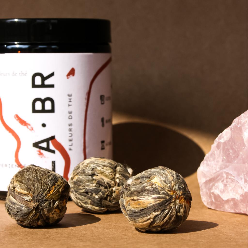stones club quartz labr 4. LABR Paris première maison de fleur de thé