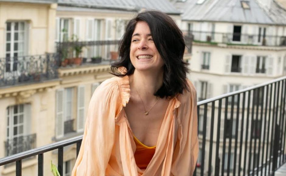 marina seinographe. LABR Paris première maison de fleur de thé