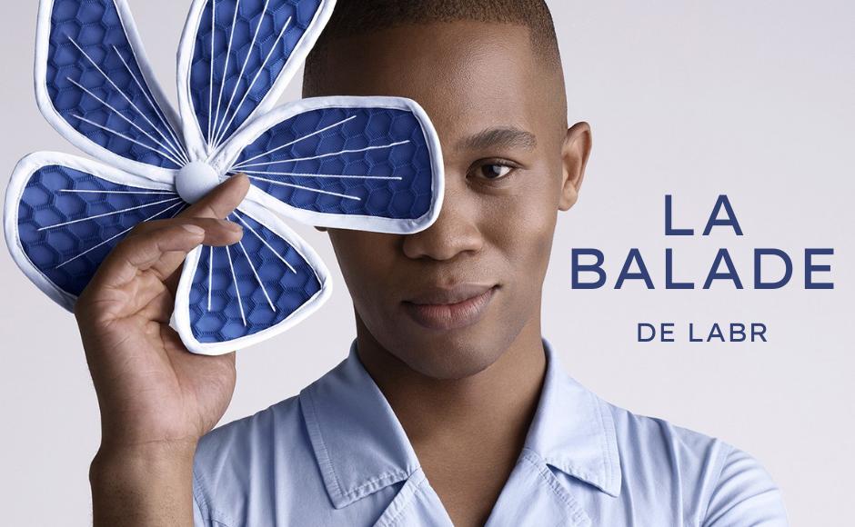 thebe magugu bon marche labr. LABR Paris première maison de fleur de thé